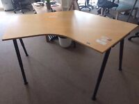 5 Ikea desks are free to a good home. In good condition. Pick up only.