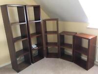 Cube Shelf Units Multiyork- Baroc Collection