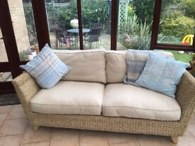 Conservatory Wicker Furniture set £200 ono