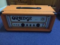 Rare Orange AD30 (Model AD30H) Single Channel All Valve Guitar Amp Head