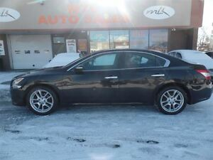 2011 Nissan Maxima SV, LEATHER, SUNROOF, V6