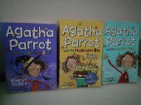 Agatha Parrott Books