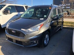 2019 Ford Transit Connect XLT XLT Wagon 1-Touch Power/Fixed 3...