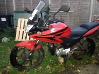 Honda CBF 125 for sale