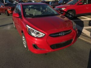 2017 Hyundai Accent GET A CHRISTMAS GIFT WITH EVERY VEHICLE PURC