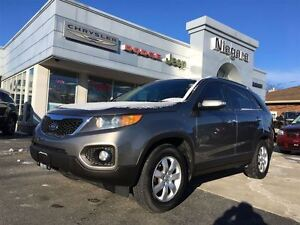 2013 Kia Sorento LX,ALLOYS,