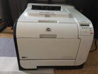 Printer HP Laser Jet Pro 400 color M451dn