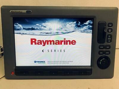 Raymarine C120W Multi Function Display GPS Display