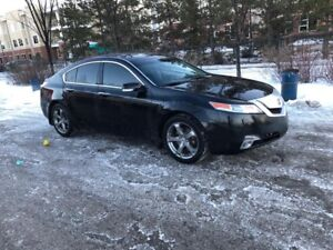 2011 Acura TL LOW KM!