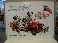 Gas and Oil Tin Signs for Sale - NEW