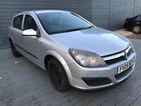 Vauxhall astra 1.8 Petrol automatic HPI clear 82k mileage