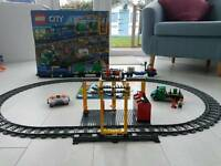 Lego City Train set 60052