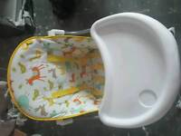 Baby dinner chair new