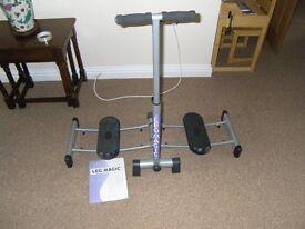 Leg Magic fitness machine