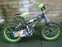 "Bike benten 16""wheels"