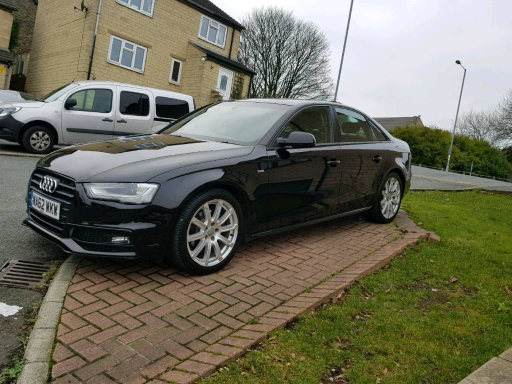 2012 62 Audi A4 20 Tdi S Line 6 Speed 1 Owner From New Full
