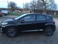 Sad Sale, Metallic black Renault Captur. Still under Warrenty, Only selling as need a 4x4 to tow.