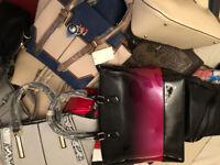 Handbags and Purses - Joblot 50 items