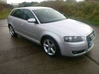 2008 AUDI A3 TDI SPORT FULL HISTORY MAY PX OR SWAP