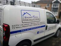 CCTV, Alarms, Satellite, Aerial Installations