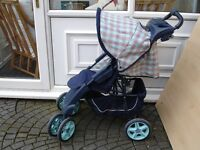 mother care buggy pram
