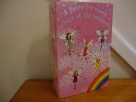 A BOX SET OF GIRLS BOOKS BY DAISY MEADOWS