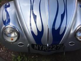 VW Beetle 1973