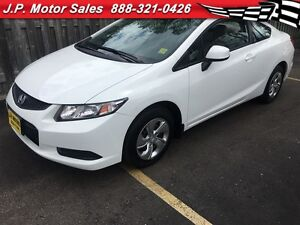 2013 Honda Civic LX, Automatic, Bluetooth, Only 38,000km