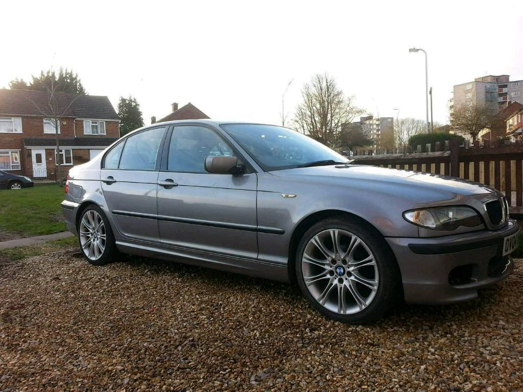 Mint 2004 BMW E46 318i M sport with facelift 20 petrol  in
