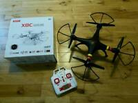 Syma x8c with camera and 3 batteries drone
