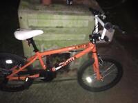 """X Rated Dekka BMX Bike 20"""" Wheel"""
