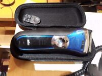 Braun Series 3 - Wet and Dry Electric Shaver