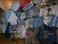 +70 baby boy items