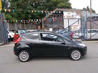 Ford Fiesta 1.4 TDCi Titanium 3dr LADY OWNED £20. TAX YEAR 09/59
