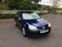 Volkswagen Golf Mk5 - 1.9 TDI Diesel SE - 5 Door - Blue - MOT October 2018 - VW GOLF SE