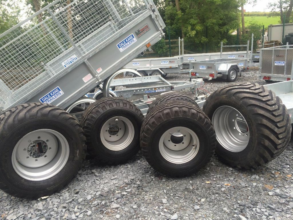 Tractor Rims 36 : Tractor trailer agricultural wheels for balers silage in