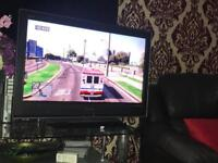 """sony 32"""" lcd tv built in freeview full hd ready"""