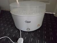 *with box* Closer to Nature tommee tippee electric steam steriliser