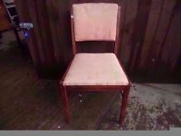Single Re covered Dining Chair Delivery Available £5