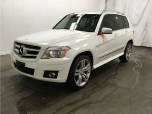 2010 Mercedes-Benz GLK-Class GLK350 4MATIC AUCUN ACCIDENT, AWD,