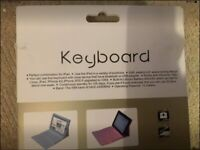 I Pad / I Pad Air Bluetooth Keyboard
