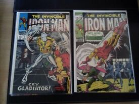 High grade Silver Age Ironman for sale!