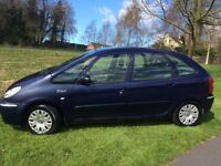 2004 PICASSO 2.0LTR HDI FULL MOT GOOD CHEAP PRESENTABLE RUNABOUT AT HANDY MONEY £650 USUAL