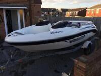 Seadoo Challenger 1800 Jet Boat Speed Boat