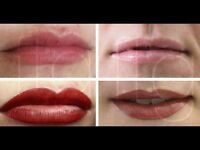 SEMI PERMANENT LIP ( LINER, BLUSH or FULL LIP ) MODELS REQUIRED.
