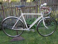 Gents Vintage Bike - Raleigh