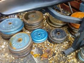 weights , weight plates over 300 kg ,cast iron,barbell , dumbbell