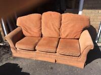 Sofa and Armchair combo