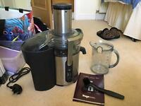 Sage by Heston Blumenthal the Nutri Juicer Plus, Silver
