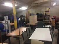 ***Office Chairs, Desks & furniture available for Clearance prices***